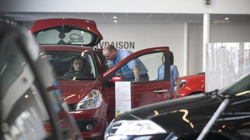 Две сотни моделей автомобилей покинули российский рынок