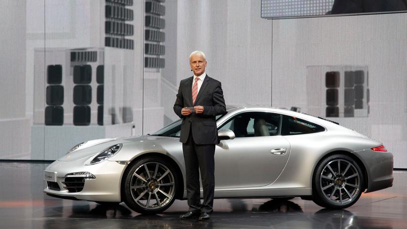 Прокуратура Германии начала расследование в отношении главы Volkswagen