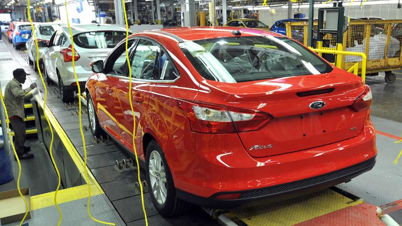 Ford собирается уволить до 20 000 рабочих по всему миру