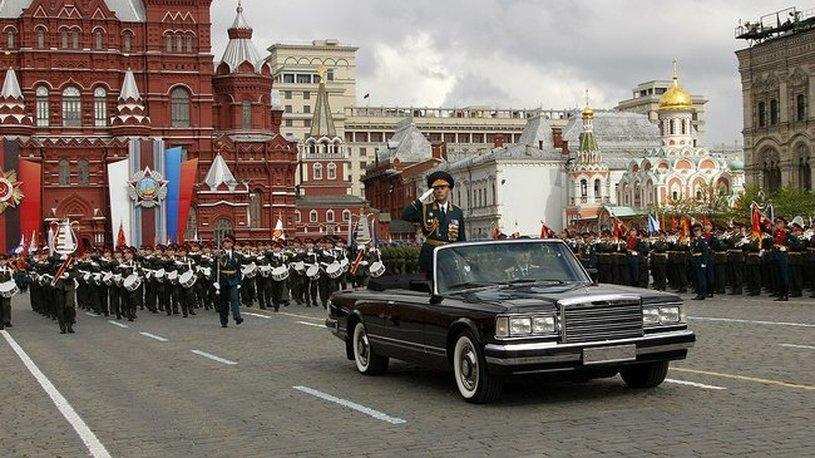 Столичные власти рассказали о перекрытых дорогах на время репитиции Парада