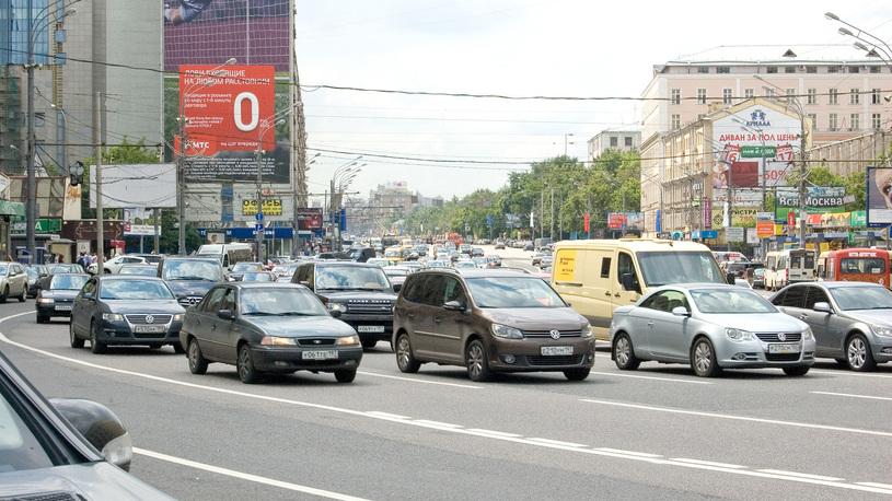 В России пересчитали весь автопарк
