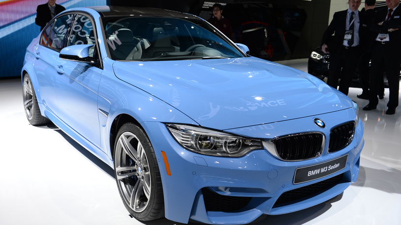 Новый BMW M3 оценили в 62 000 долларов, M4 – в 64 200