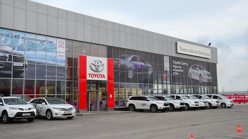Названы лидеры по выручке на российском автомобильном рынке
