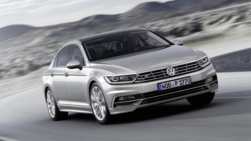 Volkswagen выпустил для России специальную версию Passat