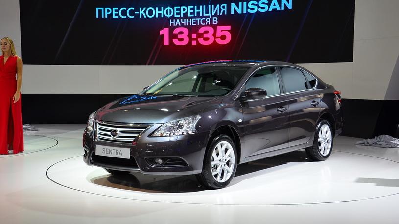 В России сняли с производства бюджетный седан Nissan