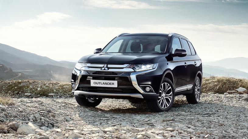 Mitsubishi откладывает выпуск новых Outlander и ASX