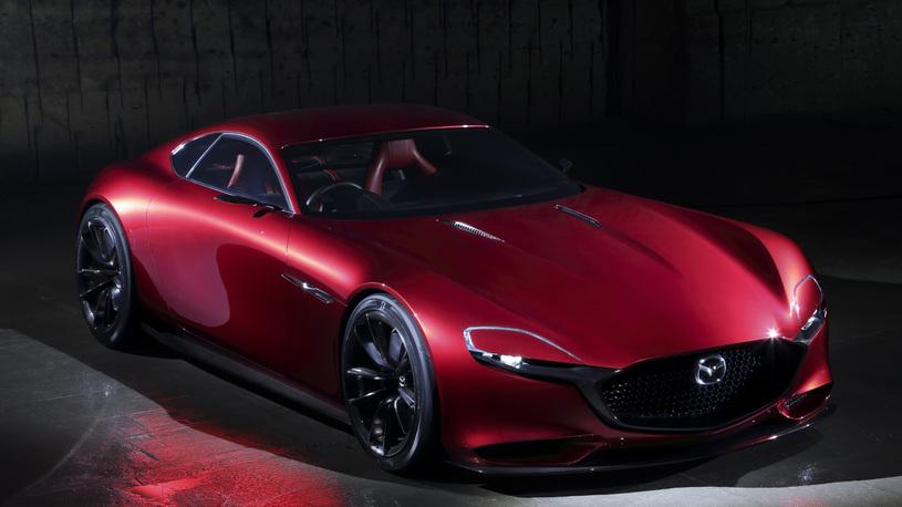 Mazda все же не отказалась от идеи роторного спорткара