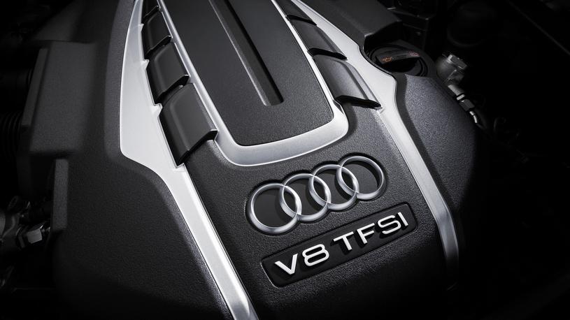 Посчитали-прослезились: меняем активные опоры двигателя Audi A8