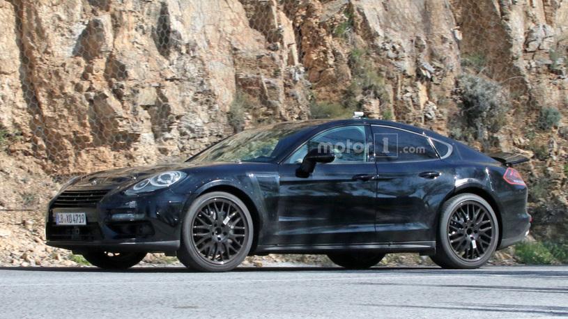 Загадочный прототип Porsche запутал экспертов