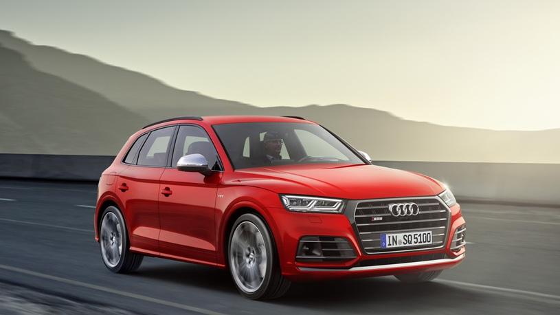 Audi готовит к выходу