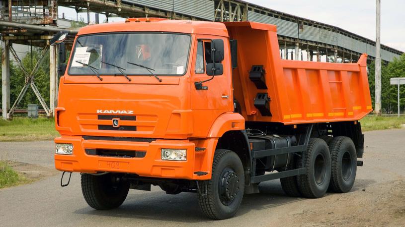 В России названы самые популярные грузовики