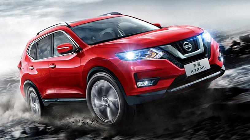 Компания Nissan представила обновленный X-Trail