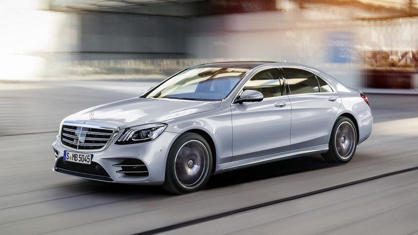 Тест обновленного Mercedes-Benz S-Класса: сохранил ли флагман свой престол?