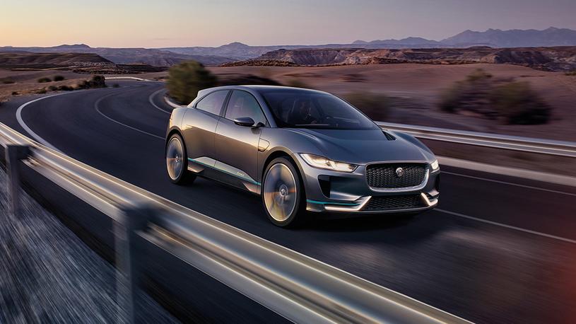 Jaguar I-Pace привезут в Россию