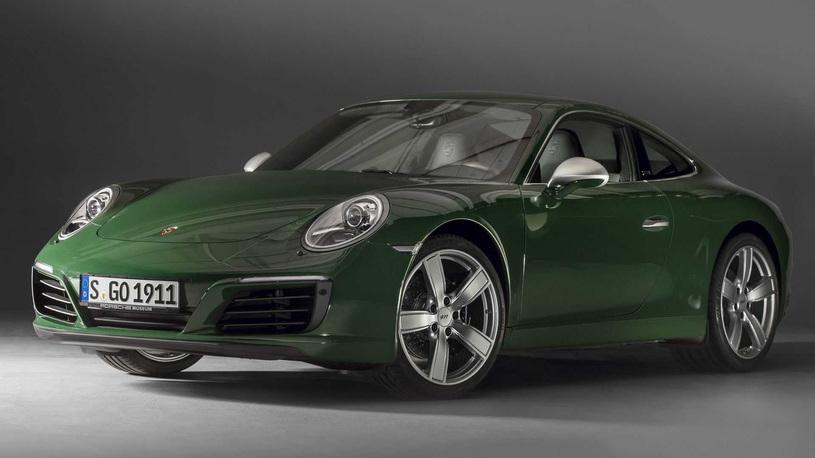 С конвейера сошел миллионный экземпляр Porsche 911