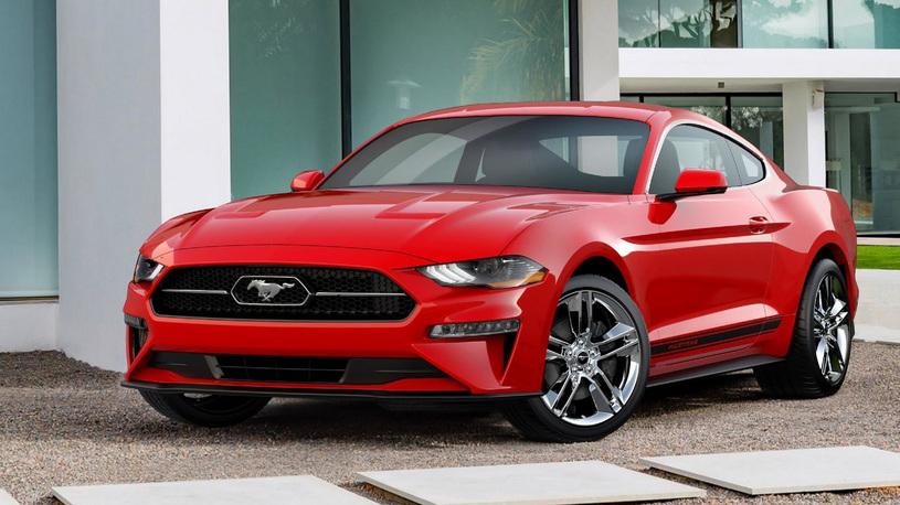 Ford намекнул на характеристики обновленного