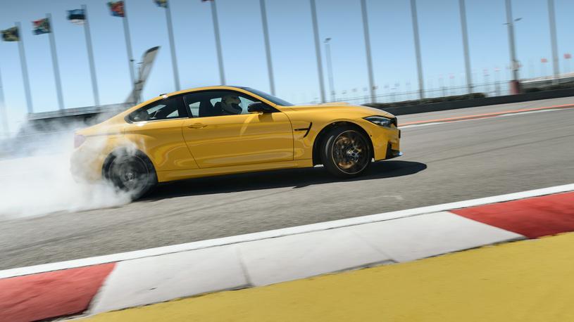 Посчитали-прослезились: карбоновый карданный вал для BMW M4