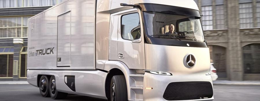 Mercedes начнет продажи eTruck