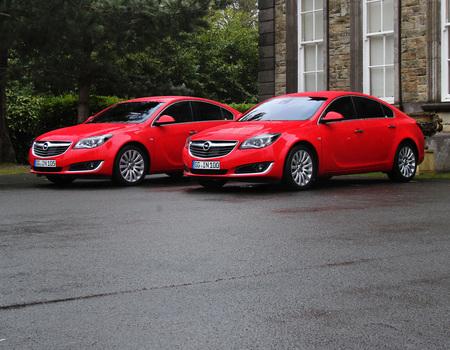 Тест-драйв новых дизелей Opel