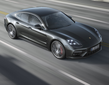 Новый Porsche Panamera