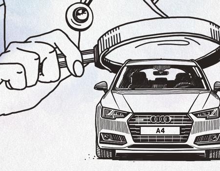 Чем болеет Audi A4