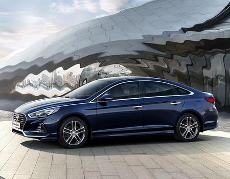 Hyundai Sonata: рублевые цены