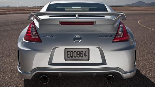Nissan объявил цену на 370Z в тюнинге Nismo