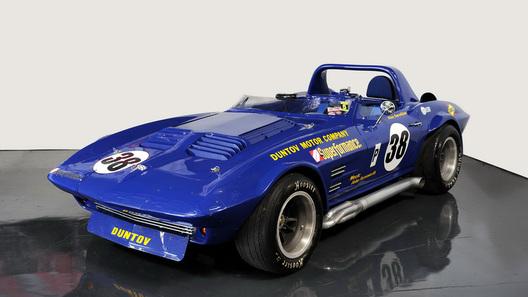 Corvette Grand Sport модели 1963 года от Superformance