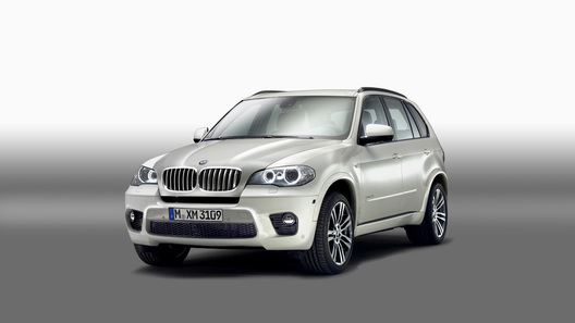 BMW X5 M Sports: комплект аксессуаров для обновленного внедорожника