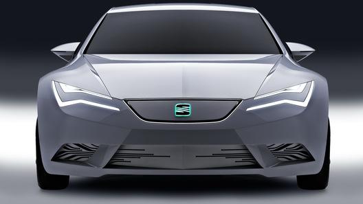 Концепт-кар SEAT IBE: очертания будущего