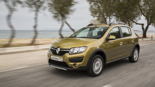 Тест-драйв Renault Sandero Stepway: от Степана до Стефана