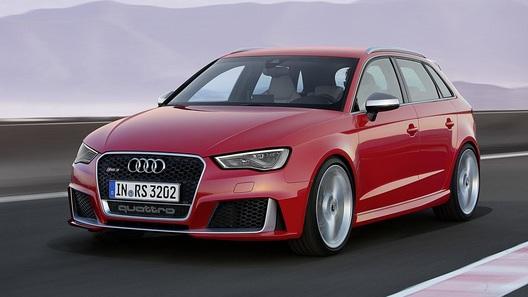 Цены на суперхэтчбек Audi начинаются с 2 490 000 рублей
