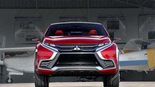 Mitsubishi привезет в Женеву новое