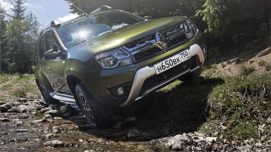 Тест Renault Duster: все, что вы хотели знать о почти народном кроссовере