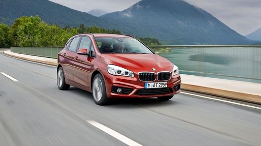 BMW 2 серии Active Tourer: старт российских продаж и цены