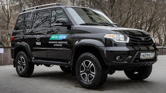 Новый джип УАЗ начнут выпускать в 2020