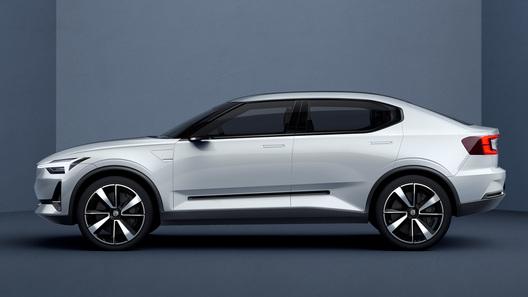 Volvo XC20 станет конкурентом Audi Q2