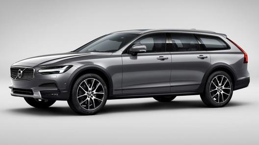 Volvo отзовет в России модели XC90 и V90 Cross Coutry