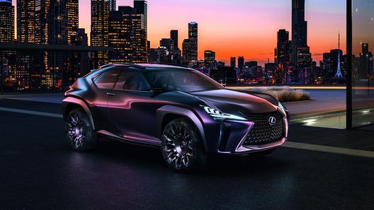 Lexus дал