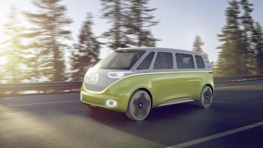 Volkswagen построит электрический
