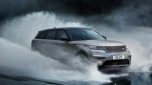 Range Rover Velar получит в России более мощный мотор