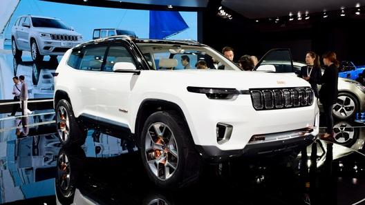 Американский Jeep хотят купить китайцы из Great Wall