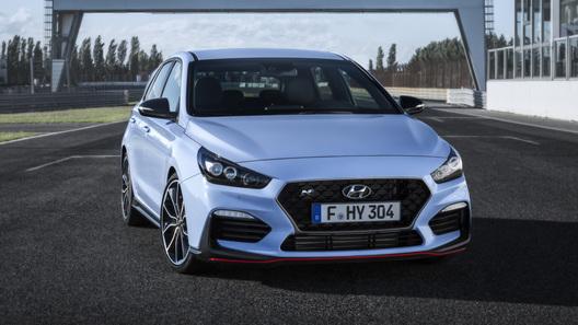 Первую партию хэтчбеков Hyundai i30 N распродали за двое суток