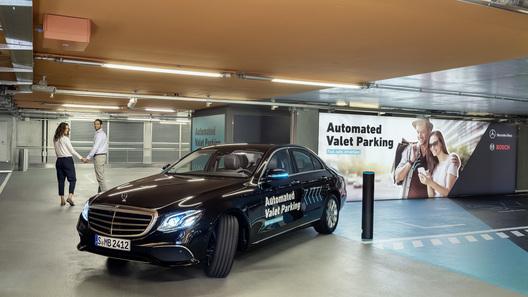 Bosch и Daimler показали в действии