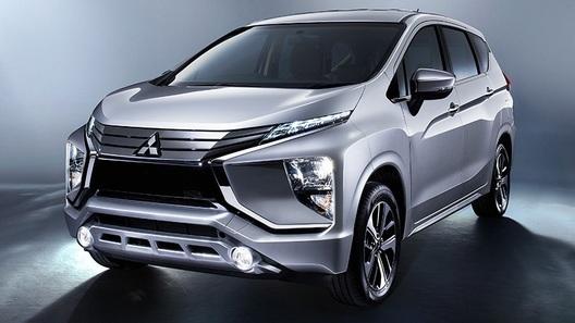Новейший минивэн от Mitsubishi представлен официально