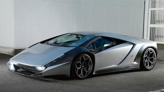 Создатель Ferrari Enzo представил свою новую работу