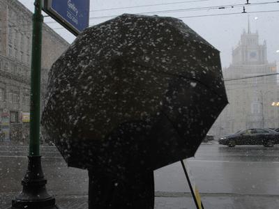 Снегопады и холод останутся в столичном регионе