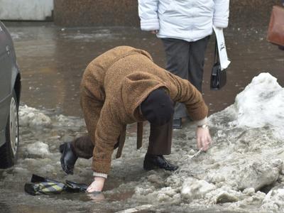 Неожиданная разморозка: Москва останется в ледяной корке еще неделю