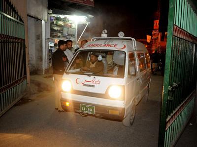 В Пакистане в свадебном автобусе прогремел взрыв: погибли 13 человек