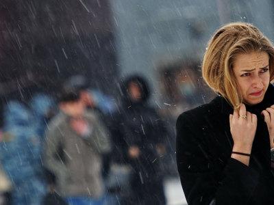В Москве теплее, чем положено по сезону